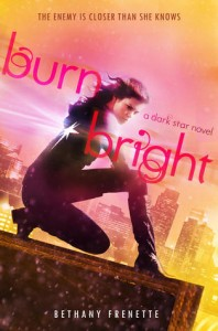 Review: Burn Bright by Bethany Frenette