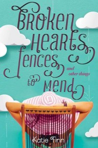 Review: Broken Hearts, Fences, and Other Things to Mend by Katie Finn