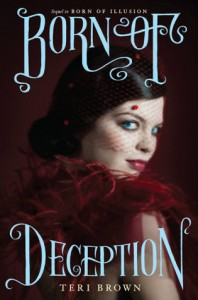 Review: Born of Deception by Teri Brown