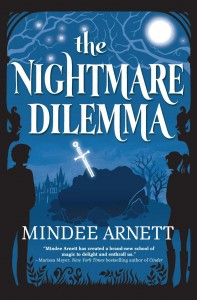 Review: The Nightmare Dilemma by Mindee Arnett