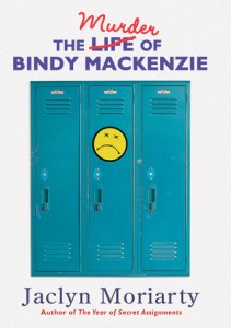 Review: The Murder of Bindy Mackenzie by Jaclyn Moriarty