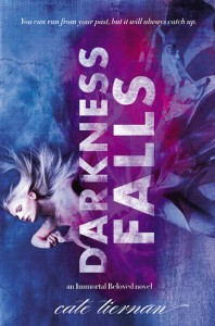 Review: Darkness Falls by Cate Tiernan