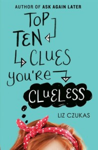 Review: Top Ten Clues You're Clueless by Liz Czukas