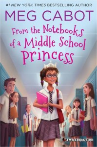 Review: From the Notebooks of a Middle School Princess by Meg Cabot