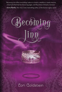 Review: Becoming Jinn by Lori Goldstein