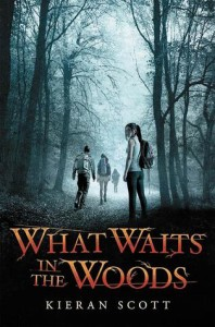 Review: What Waits in the Woods by Kieran Scott
