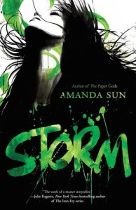 Review: Storm by Amanda Sun
