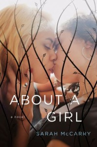 Review: About a Girl by Sarah McCarry