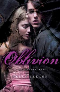 Review: Oblivion by Kelly Creagh