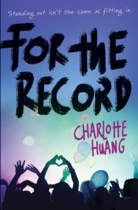 Review: For the Record by Charlotte Huang