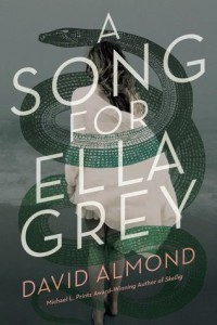 Review: A Song for Ella Grey by David Almond