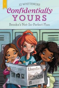 Review: Brooke's Not-So-Perfect Plan by Jo Whittemore