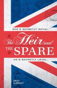 Review: The Heir and the Spare by Emily Albright