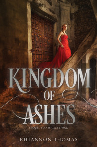 Review: Kingdom of Ashes by Rhiannon Thomas