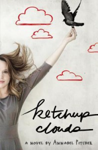 Review: Ketchup Clouds by Annabel Pitcher