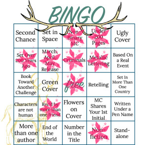 Spring Bingo 8 The Darkest Corners
