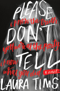 Review: Please Don't Tell by Laura Tims