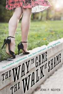 Review: The Way to Game the Walk of Shame by Jenn P. Nguyen
