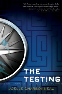 Review: The Testing by Joelle Charbonneau