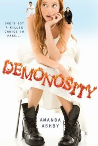 Review: Demonosity by Amanda Ashby