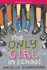 Review: The Only Girl in School by Natalie Standiford
