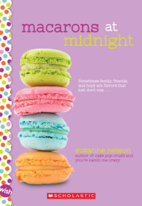 Review: Macarons at Midnight by Suzanne Nelson