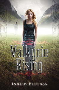 Review: Valkyrie Rising by Ingrid Paulson