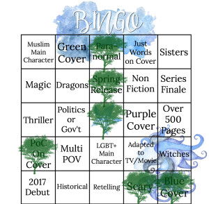 Spring 2017 Bingo 5 Devil and Winnie Flynn