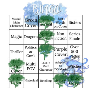 Spring 2017 Bingo 6 Hidden Memory of Objects