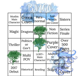 Spring 2017 Bingo Alex Approximately