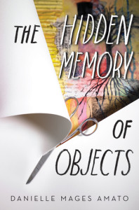 Review: The Hidden Memory of Objects by Danielle Mages Amato