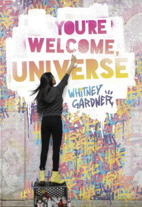 Review: You're Welcome, Universe by Whitney Gardner
