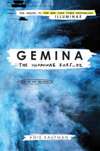 Review: Gemina by Amie Kaufman