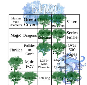 Spring 2017 Bingo 10 Follow Me Back