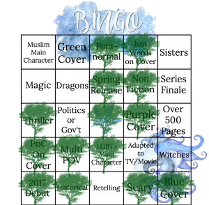 Spring 2017 Bingo 13 If You're Lucky