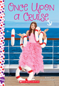 Review: Once Upon a Cruise by Anna Staniszewski