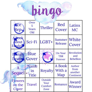 Summer 17 Bingo 3 April May June