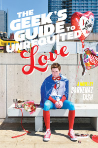 Review: The Geek's Guide to Unrequited Love by Sarvenaz Tash