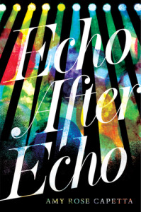 Review: Echo After Echo by Amy Rose Capetta