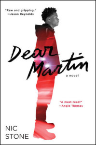 Review: Dear Martin by Nic Stone